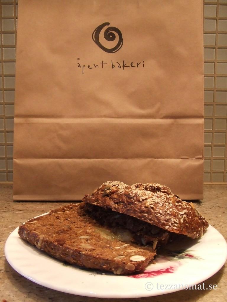 Bröd från Åpent Bakeri