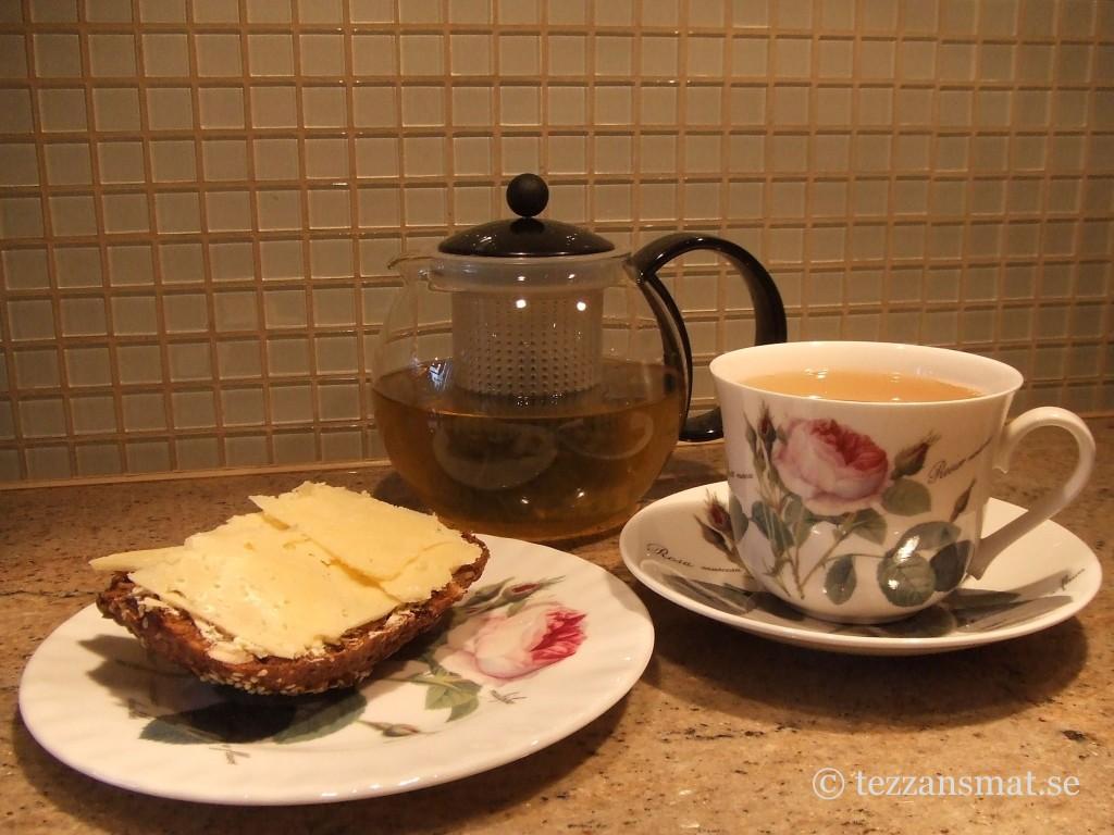 Frukost i Tezzans kök