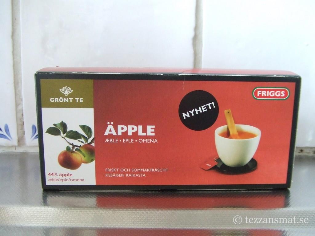 Äppleté