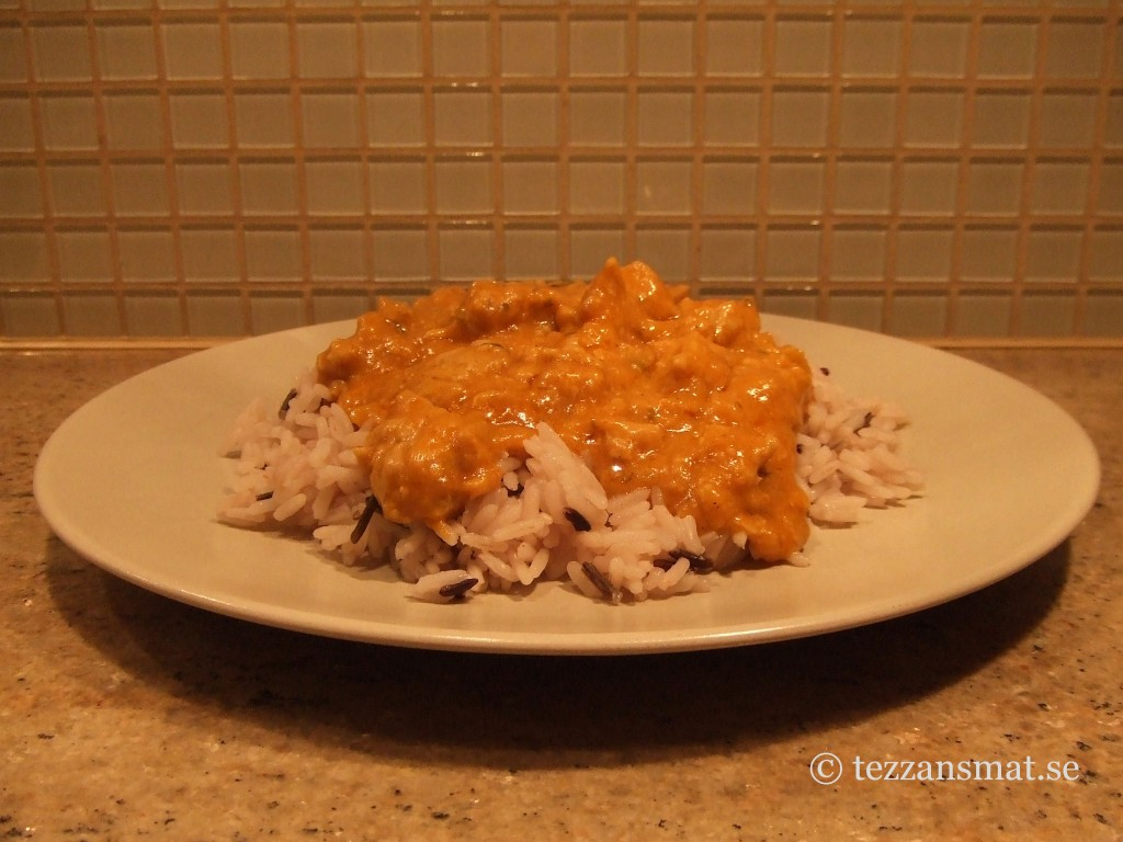 Indisk middag