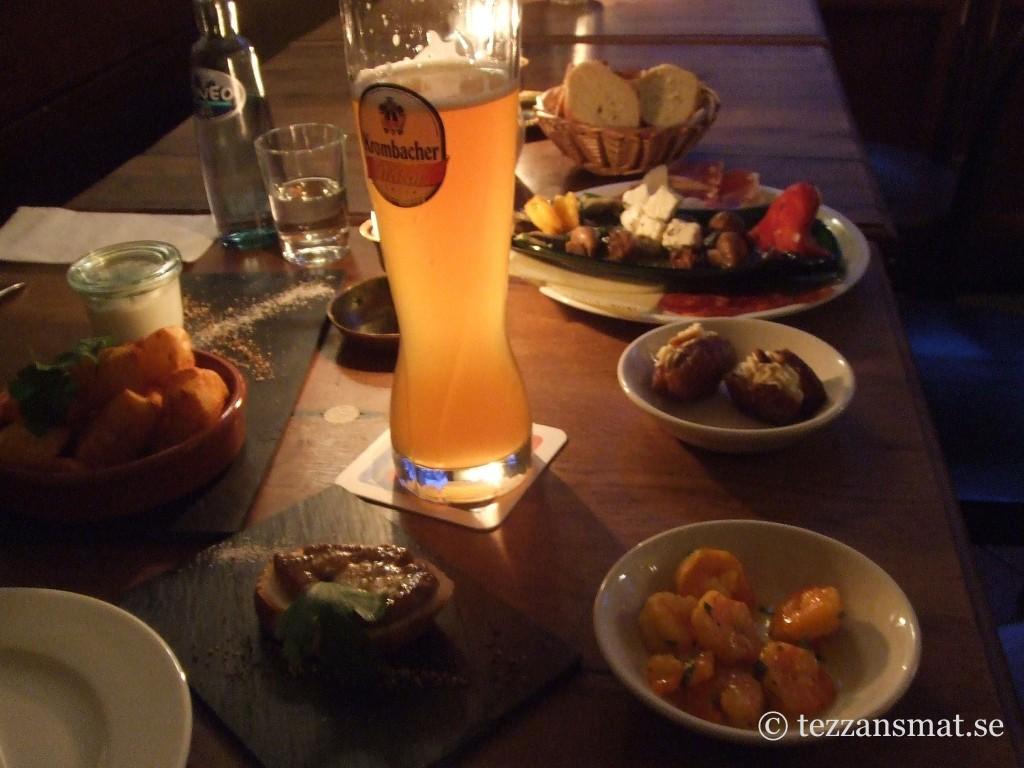 Tapasrestaurang i Berlin