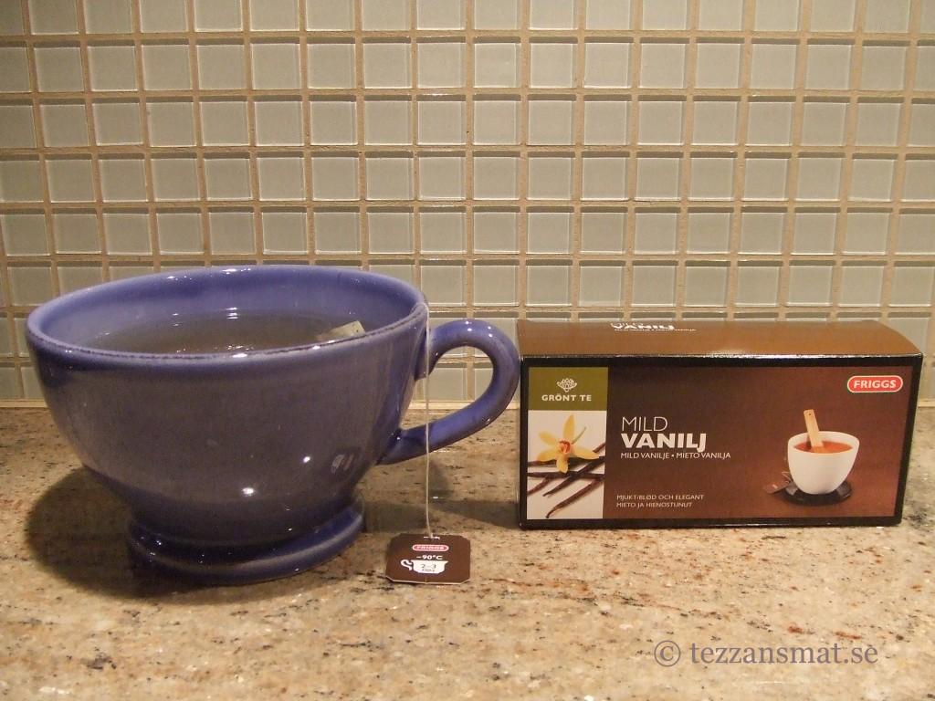 Vaniljté
