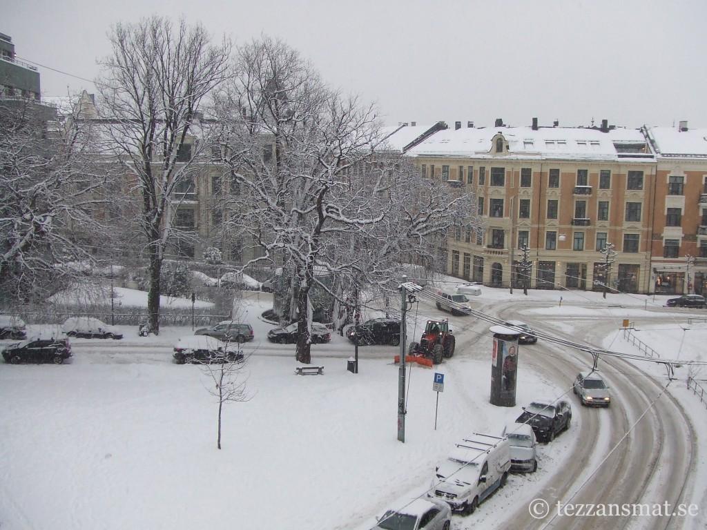 Vinter i Oslo